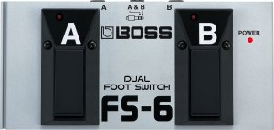 Pedals Module FS-6 from Boss