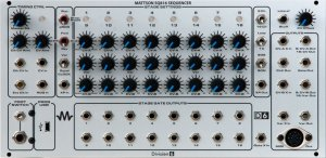 Eurorack Module Mattson SQ816 Sequencer from Division 6