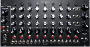 MU Module 960 Version A with quantizer from MOS-LAB