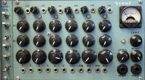 Eurorack Module Verde Mixer from Other/unknown