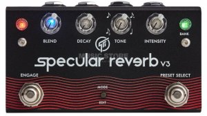 Pedals Module Specular Reverb V3 from GFI System