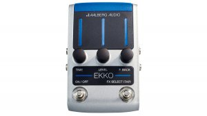 Pedals Module EKKO from Aalberg Audio