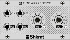 Eurorack Module Time Apprentice from Shakmat Modular