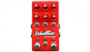 Pedals Module Wombtone MkI  from Chase Bliss Audio