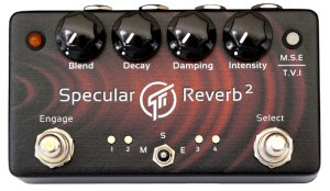 Pedals Module GFI Specular Reverb V2 from Other/unknown