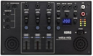 Pedals Module Volca Mixer from Korg