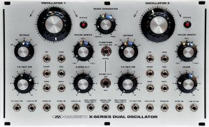 Eurorack Module X-Series Dual Oscillator from Macbeth Studio Systems