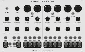 Eurorack Module Haible Living VCOs  from Random*Source
