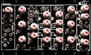 Eurorack Module The Basics from Blue Lantern Modules