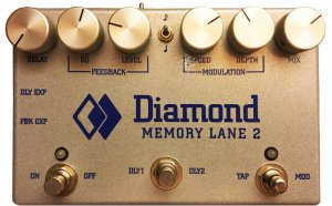 Pedals Module Memory Lane 2 from Diamond