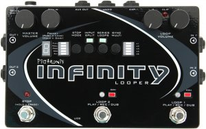 Pedals Module Infinity Looper from Pigtronix