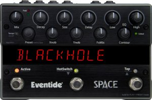 Pedals Module Space from Eventide