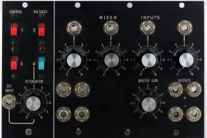 MU Module CP3 from Moog Music Inc.
