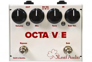 Pedals Module Octabvre version 1 from 3Leaf Audio