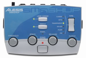 Pedals Module Smashup ModFX Compressor from Alesis