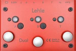 Pedals Module LEHLE DUAL SGOS from Lehle