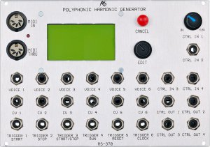 Eurorack Module RS-370 from Analogue Systems