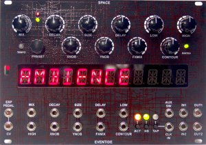 Eurorack Module Eventide Space from Million Machine March