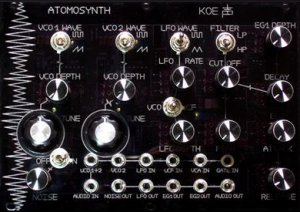Eurorack Module KOE v2.0 from Atomosynth