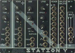Analogue Solutions StationY - discontinued