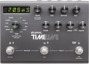 Pedals Module Timeline from Strymon