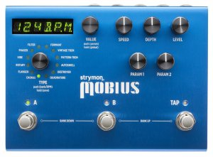 Pedals Module Mobius from Strymon