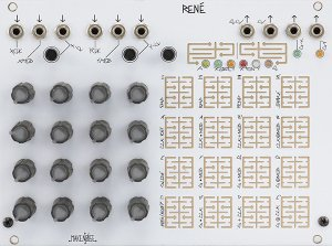 Eurorack Module Rene (Limited Edition White) from Make Noise