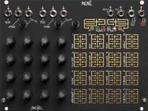 Eurorack Module Rene from Make Noise