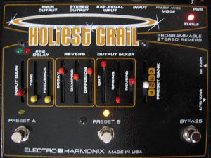 Pedals Module Holiest Grail from Electro-Harmonix