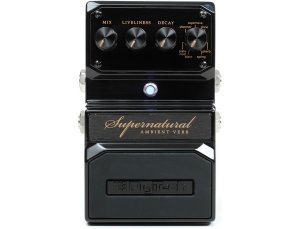 Pedals Module Hardwire Supernatural from Digitech