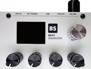 Pedals Module Beatsqueezer from Other/unknown