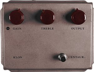 Pedals Module Klon Centaur from Bill Finnegan