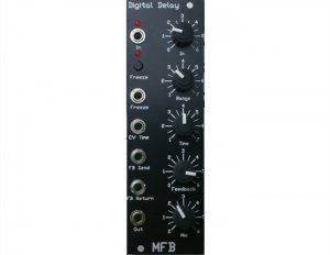 Eurorack Module Delay from MFB