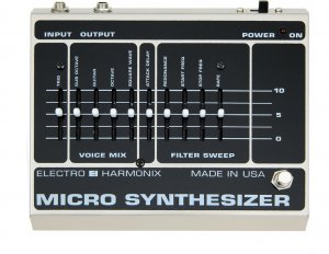 Pedals Module Micro Synthesizer from Electro-Harmonix