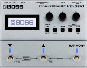 Pedals Module ve-500 from Boss