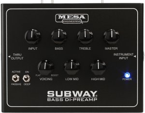 Pedals Module subway DI from Mesa Engineering