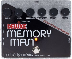 Pedals Module Deluxe Memory Man from Electro-Harmonix