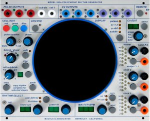 Buchla Module Model 252e from Buchla