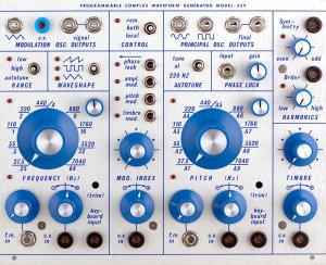 Buchla Module Model 259r from Buchla