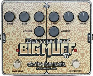 Pedals Module Germanium Big Muff Pi from Electro-Harmonix