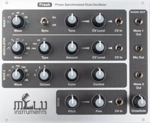 Eurorack Module Melu Freak from Other/unknown