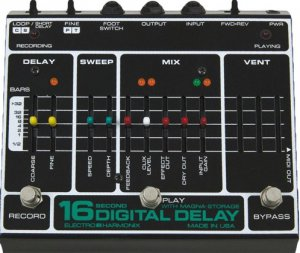 Pedals Module 16 Second Delay (Reissue) from Electro-Harmonix