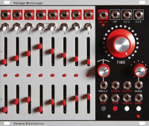 Eurorack Module Voltage Multistage from Verbos Electronics