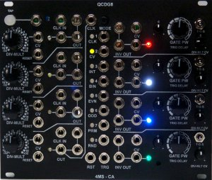 Eurorack Module QCDG8 from Million Machine March