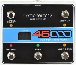 Pedals Module 45000 Looper Controller from Electro-Harmonix