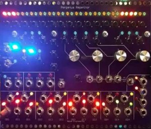 Eurorack Module Perpetua Repetitor from Noise Engineering