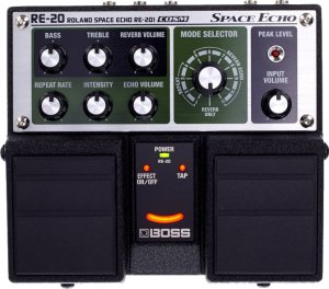 Pedals Module RE-20 Space Echo from Boss