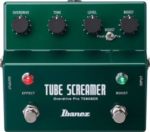 Pedals Module Tube Screamer TS808DX from Ibanez