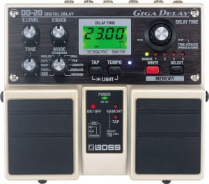 Pedals Module DD-20 Giga Delay from Boss