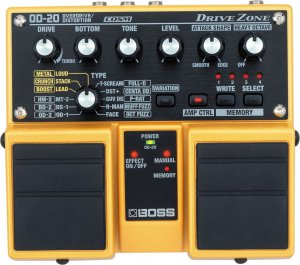 Pedals Module OD-20 Drive Zone from Boss